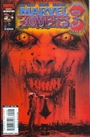Marvel Zombies 3 #2 (2008) Marvel comic book